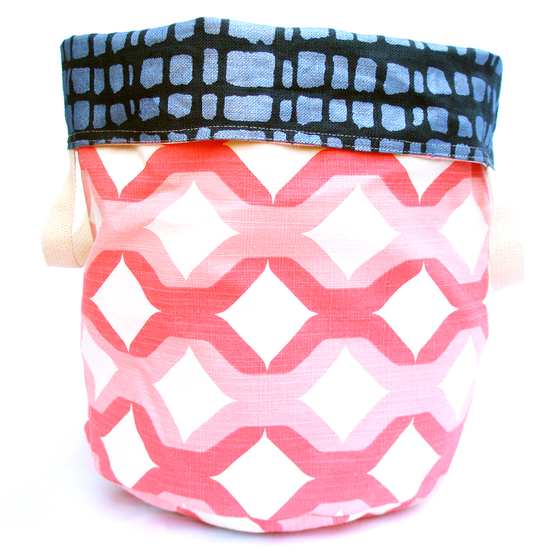 Cherry Reversible Storage Bin
