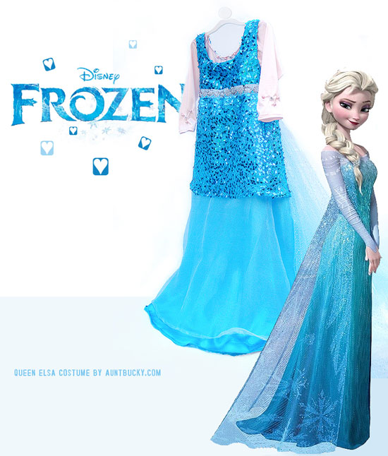 AuntBucky_Frozen_Disney_Elsa_Dress