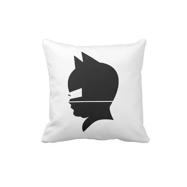 Batman Super Hero Shadow Pillow