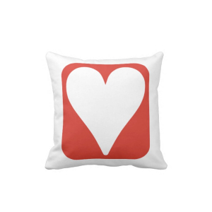 Made With Love Shadow Pillow